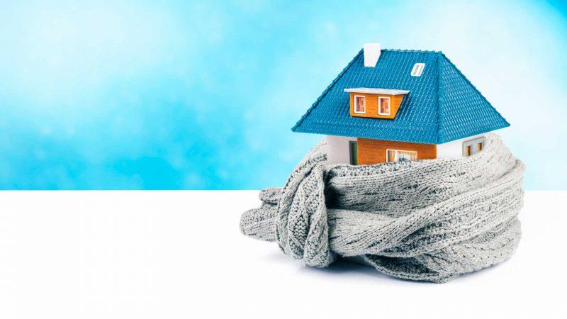 L'isolamento termico un alleato contro il freddo invernale