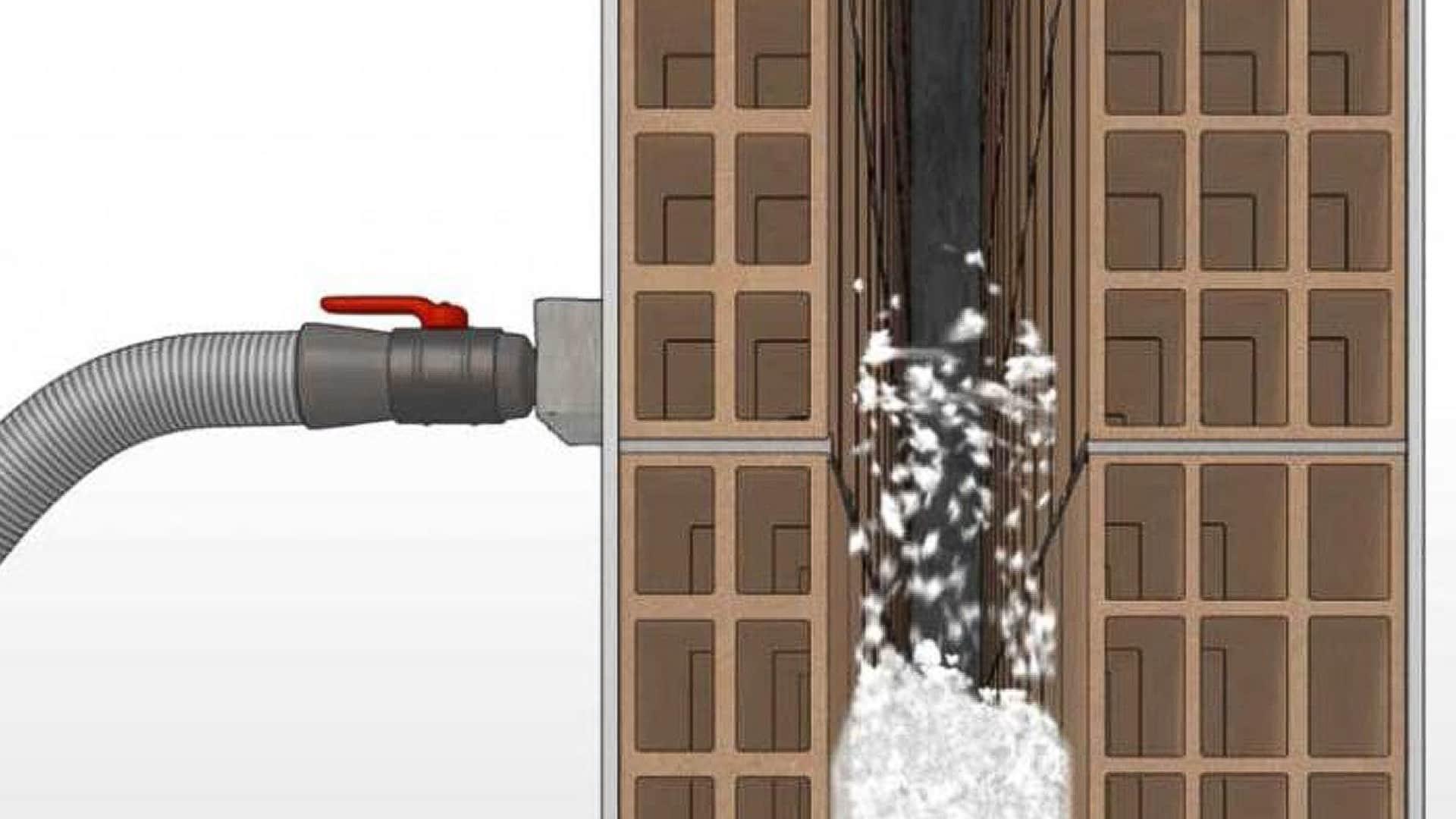 Isolamento termico delle pareti interne