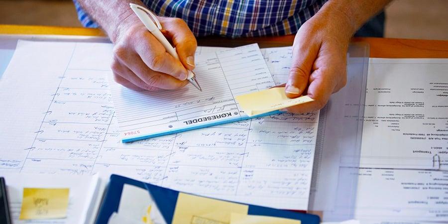 I documenti da conservare per la detrazione fiscale 65% per lavori di Insufflaggio Certificato