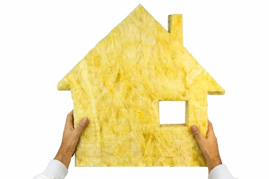 Insufflaggio Certificato o cappotto termico: tipo di intervento