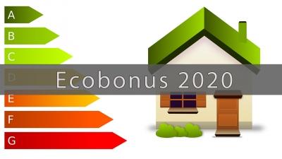 Prorogato l'Ecobonus 2020 dalla nuova Legge di Bilancio, approfittane!