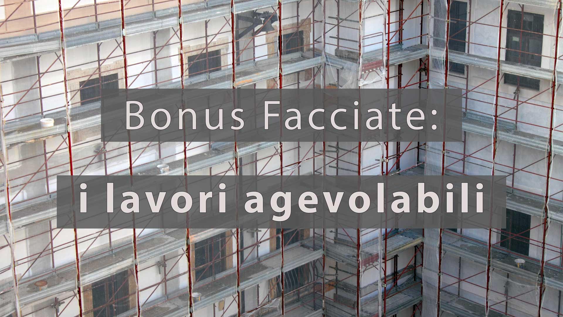 La Circolare Attuativa del Bonus Facciate 2020: i lavori agevolabili