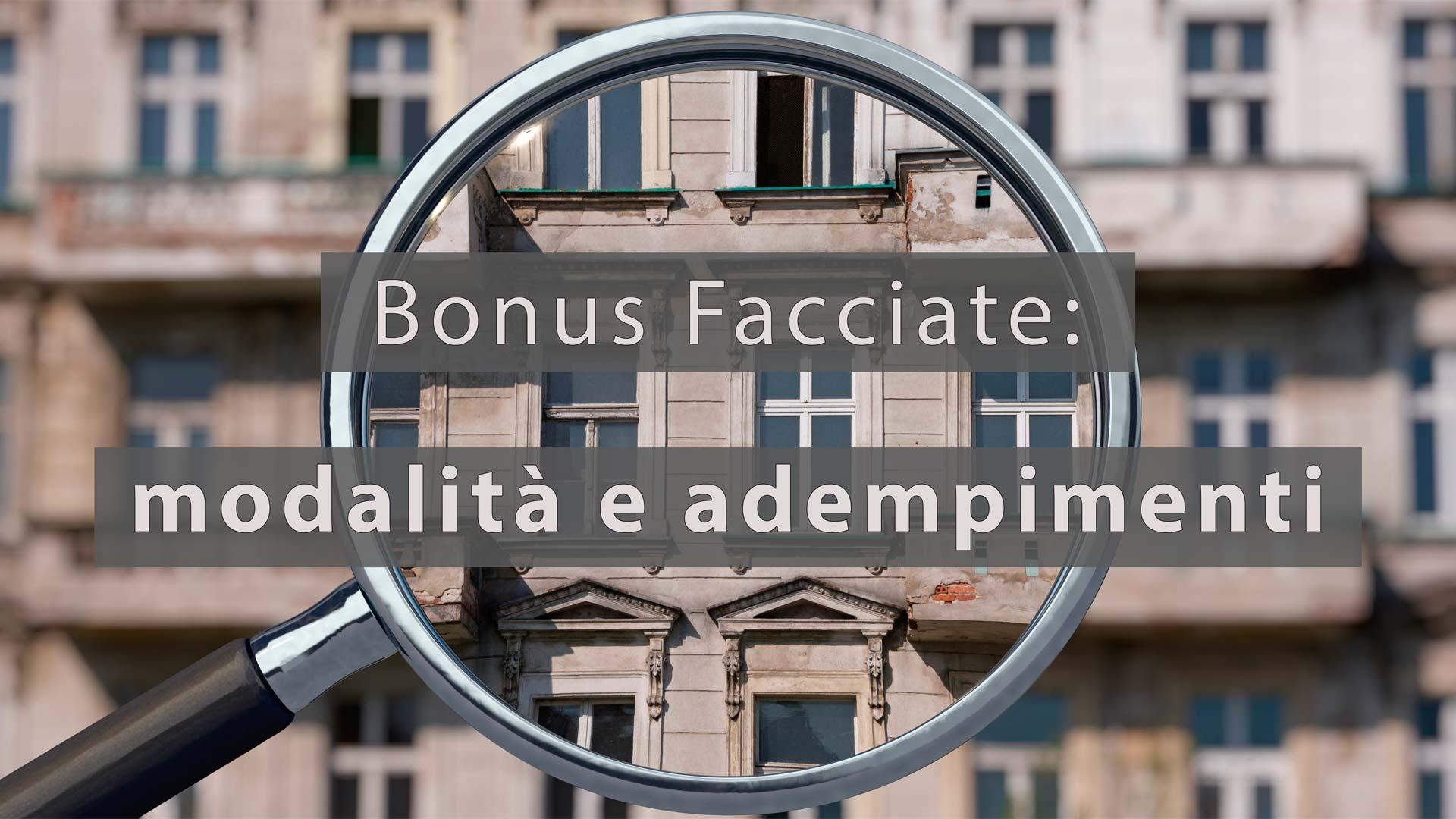 La Circolare Attuativa del Bonus Facciate 2020: modalità e adempimenti